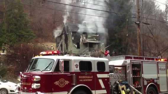 Penn Hills fire 01