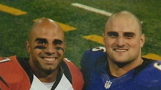 Bruce and Gino Gradkowski