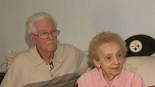 FOREST HILLS COUPLE SCAMMED