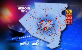 2012 heroin overdoses