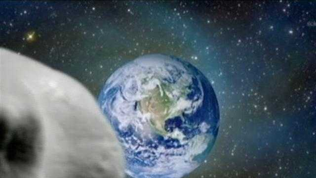 Asteroid To Pass Within Outer Orbit of Earth Friday