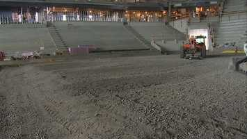 The main arena will seat 6,000, including a 1,000-seat student section.
