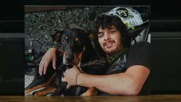 Corey McMillan may be gone, but his spirit lives on through the extraordinary bond he shared with his four-legged best friend, Gonzo.