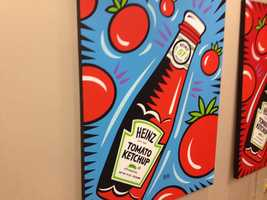 The Heinz ketchup bottle is famous worldwide, but just take a look around Pittsburgh and you can see how the name has really made its mark over the years.