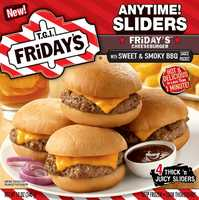 T.G.I. Friday's licenses its name to Heinz, which produces the line of frozen foods you see in grocery stores.