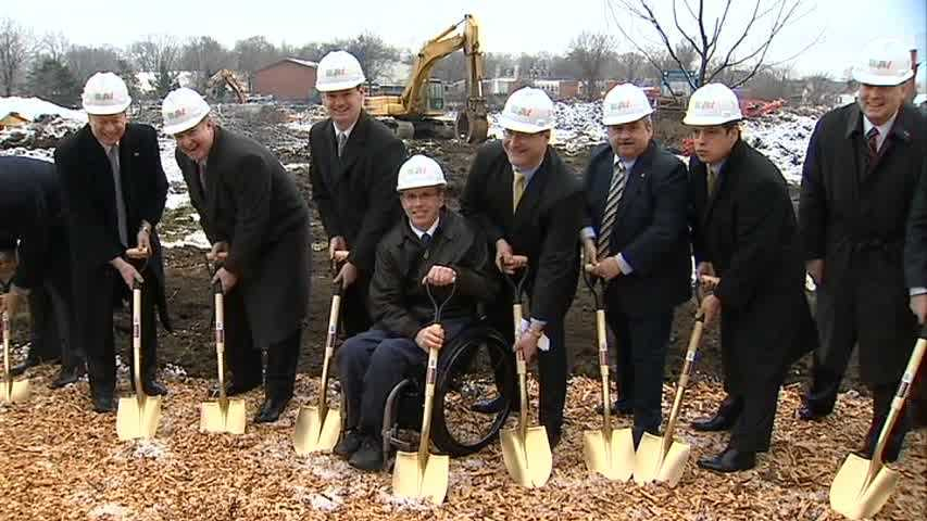 Bakery Square Groundbreaking