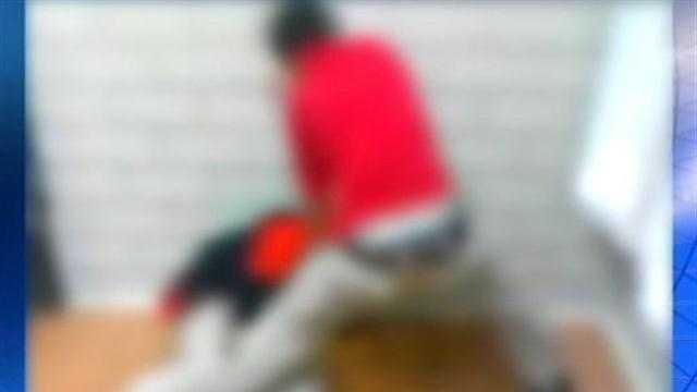 Wilkinsburg Middle School beating