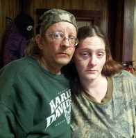 Phillip Illig and Jessica Morehouse