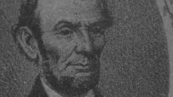 The subject of countless books, movies and other projects, Lincoln's legend remains larger than life, but Jacob Soles and the men who served with him got a firsthand account.