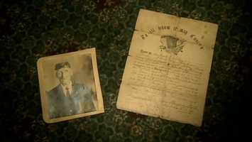 After the Civil War, Jacob Soles worked as a coal miner and would often sit on the porch of his home at 223 Greensburg Pike in a replica uniform and tell tales of what happened at Ford's Theatre.