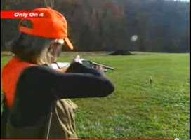 Janelle is a Steelers fan. Yeah, no surprise there. But how many fans have ever gone hunting with a Steeler? (Watch the video)