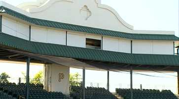 McKechnie Field at Pirate City in Bradenton, Fla., recently underwent its first major renovation since 1993.