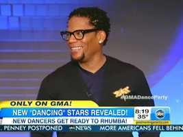 D.L. Hughley, comedian/actor