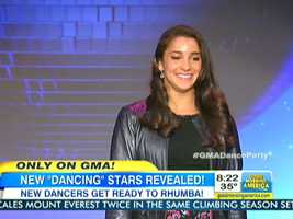 Aly Raisman, U.S. Olympic gold medalist in gymnastics