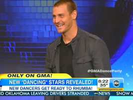 "Ingo Rademacher, from ""General Hospital."""