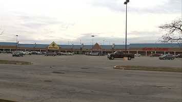 The Century Square shopping plaza in West Mifflin