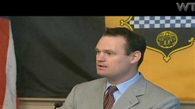 Mayor Ravenstahl drops out