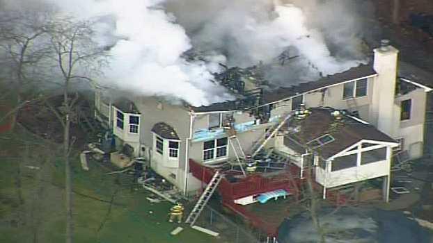 Bagwell house fire