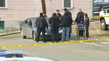 The victim was identified as 32-year-old John Sumpter IV.
