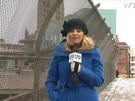 VIDEO: Watch Amber Nicotra's report on the bridge closure.