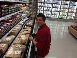 A job fair was held in advance of Target's South Hills opening. Here's one of the local hires.