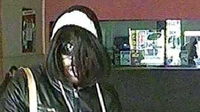 Robbery surveillance