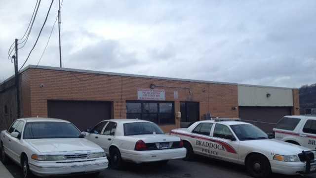 Braddock police station