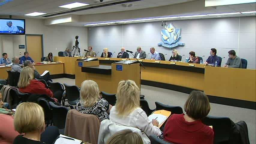 Monroeville council meeting
