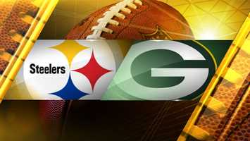 Week 16: It's a Super Bowl XLV rematch when the Steelers travel to Green Bay to take on the Packers at 4:25 p.m. on Sunday, Dec. 22.