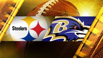 Week 13: Pittsburgh at BaltimoreRavens 22, Steelers 20