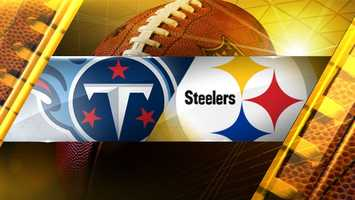 Week 1: Tennessee at PittsburghTitans 16, Steelers 9
