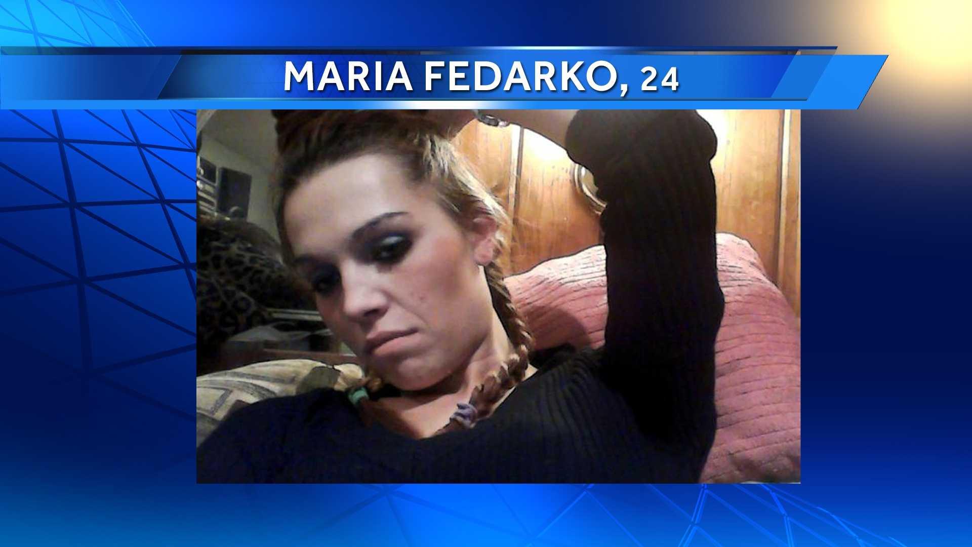 Maria Fedarko