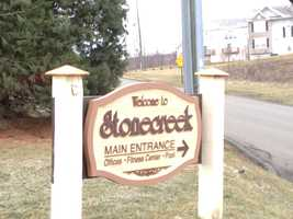 The Stonecreek luxury apartments in South Strabane.