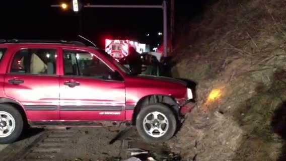 Route 22 crash