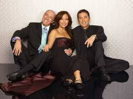 "Dancing with the Stars"" and ""Dancing with the Stars: the Results Show"" return this season with new surprises and all the performance elements viewers have come to know and love. The celebrities perform choreographed dance routines which will be judged by renowned Ballroom judge Len Goodman and dancer/choreographers Bruno Tonioli and Carrie Ann Inaba. (Photo: ABC/Adam Taylor)"