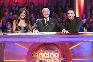 """The Judges - """"Dancing with the Stars"""" was back with an all-new cast of fresh faces hitting the dance floor. The competition began with the two-hour Season 16 premiere, live on Monday, March 18th. (ABC/Adam Taylor)"""