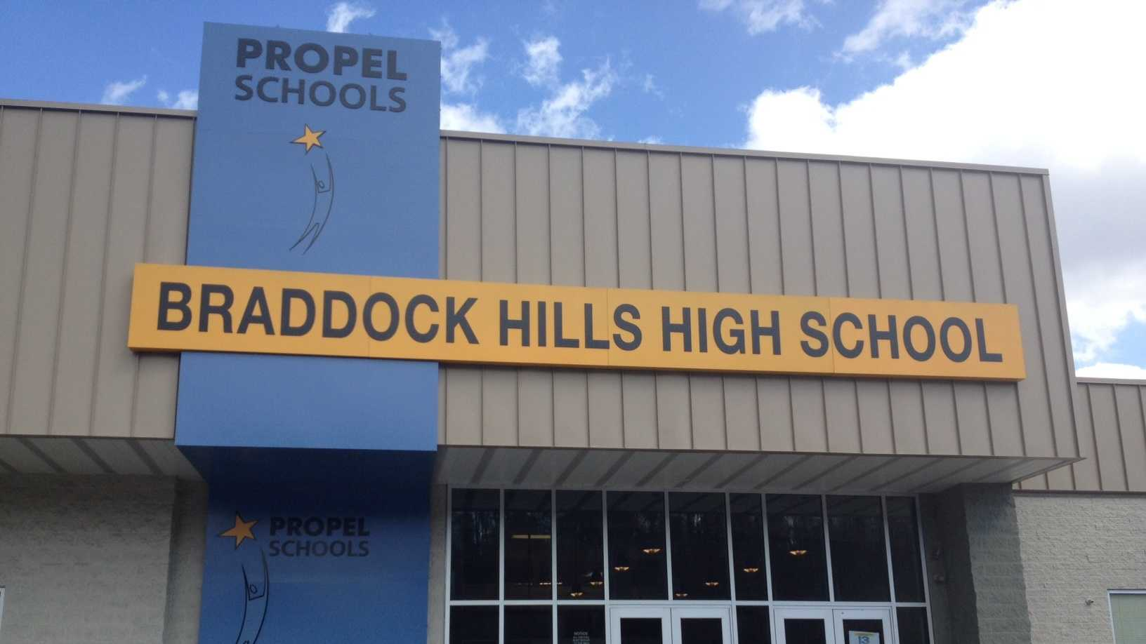 Propel Braddock Hills High School