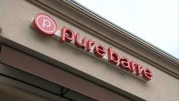 "At Pure Barre Mt. Lebanon, owner Melissa Evancic says the motto is ""lift, tone, burn."""