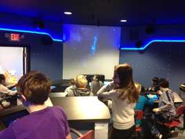 The school has launched its new space simulator -- the IKS Titan.