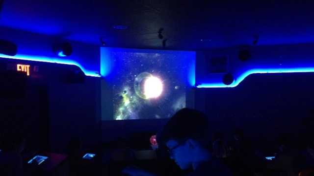 Shaler space simulator