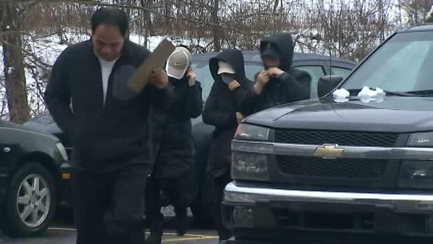 Bridgeville Prostitution suspects