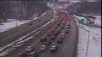 Parkway North crash