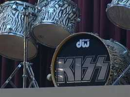 KISS drums