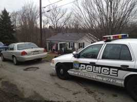 A woman was found shot to death inside her home in Carroll Township.