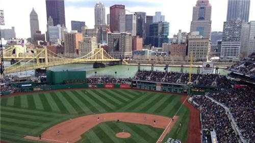 Pirates Opening Day