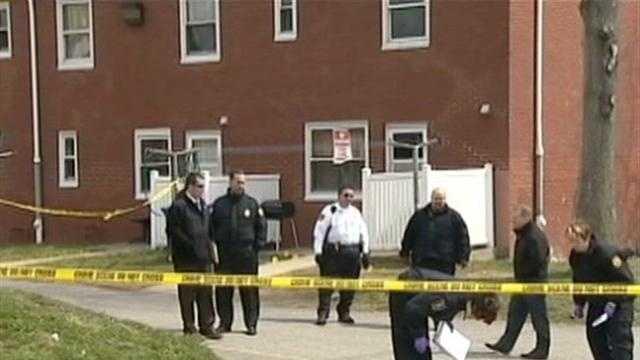 police at Rankin shooting 01