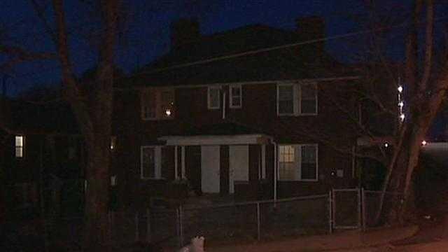 Sarah Street house