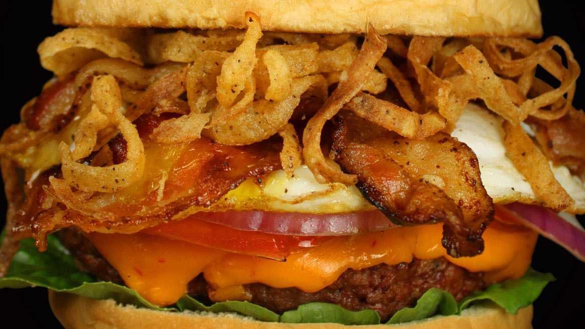 Burgatory burger