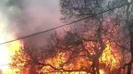 Carnegie house fire