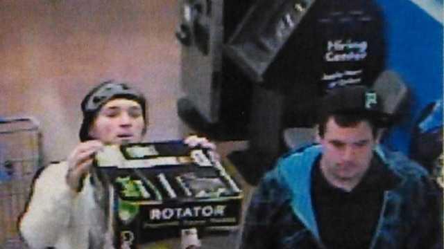 Walmart stolen check 1